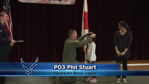 Air Force Report: Yokota Home Front