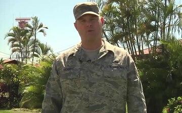 Chief Master Sgt. Dana Rogers