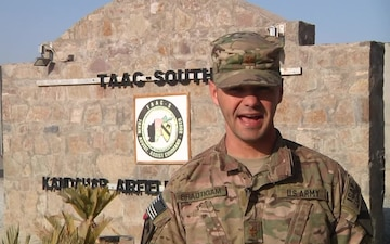 Maj. Chris Brautigam