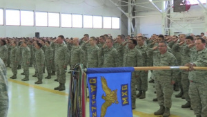 Selfridge ANGB, 127th Wing Change of Command