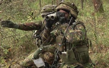 Danish JTAC Training
