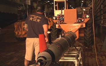 2014 International Mine Countermeasures Exercise: Mk 18 Mod 2 Kingfish