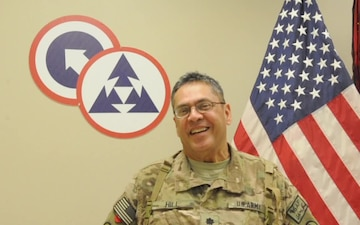 Lt. Col. Hill Thanksgiving Shout-Out