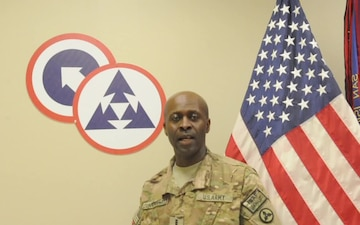 Chief Warrant Officer 3 Cunningham Thanksgiving Shout-Out