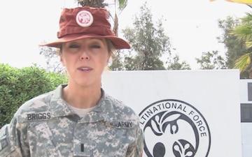 Lt. Elizabeth Briggs