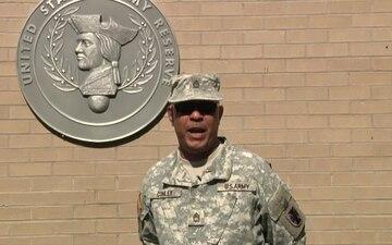 Sgt. 1st Class Fredrick Conley