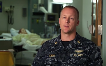 Ebola Response Training Interview: Lieutenant Commander Schutt