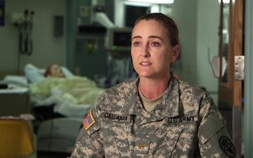 Ebola Response Training Interview: Major Callanan