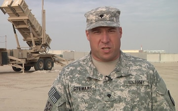 Spc. Jerry Stewart Holiday Shout-out