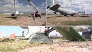 DM News: Episode 3: Crash Damaged or Disabled Aircraft Recovery Training