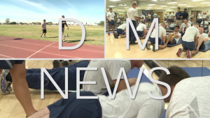 DM News Episode 9: PTL- Leading and Encouraging Fitness
