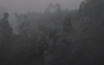 158th Infantry Brigade Platoon Attack Breach