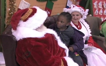172d AW Flies Angel Tree Children to the North Pole