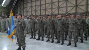7th Air Force Change of Command