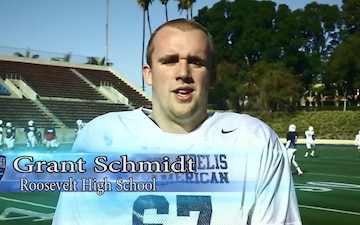 Semper Fidelis All-American shout out