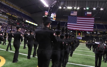US Army All-American Bowl Band Performance