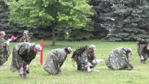 Air National Guard Mortuary Affairs Training