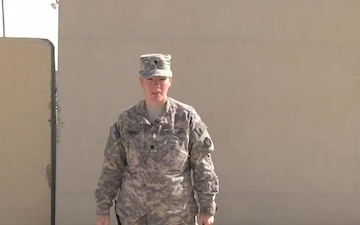 Hockey Day Shout-Out Spc. Jess Nemec