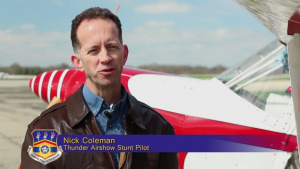 Kentucky Airman flies in personal aircraft in Thunder airshow
