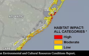 USACE North Atlantic Coast Comprehensive Study