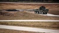 GCEITF LAV Platoon Lights Up Targets
