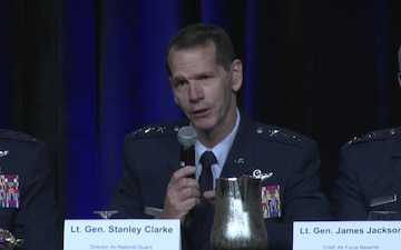 General Officer Panel: Air Force Association Air & Space Conference and Technology Exposition: Innovate for Air Supremacy