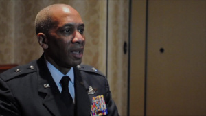 Michigan Air National Guard Commander Mentors Youth