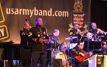 The U.S. Army Blues Band (Count Basie) B-Roll