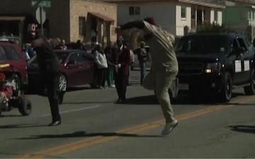 El Paso Celebrates Black History Month B-Roll