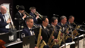 Air Force Report: Joint Concert