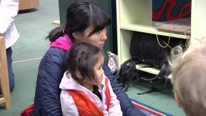 Children's Storytime at Camp Walker