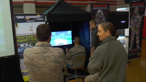 Save a Life Tour visits 911th Airlift Wing