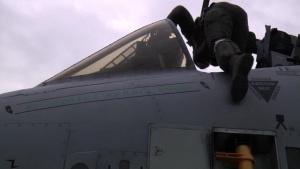 A-10 Crew Chief at Kunsan