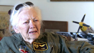 Yesterday's Air Force: Air Force Legend Betty Blake