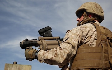 8th ESB Launches Unit Proficiency Through Weapons Training
