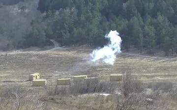Slovenia Live Close Air Support
