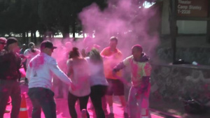 Camp Stanley Color Run