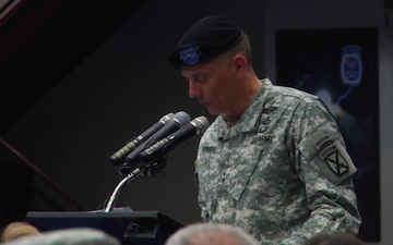 10th Mountain Division (LI) change of command