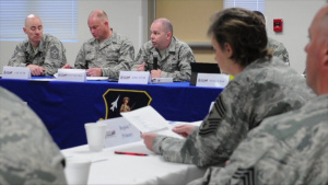 Enlisted Field Advisory Council Discuss Policies