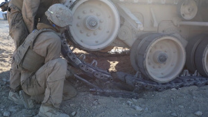 Integrated Task Force Tank Platoon begins MCOTEA assessment