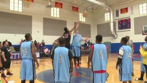 Air Force Report: Basketball Tournament