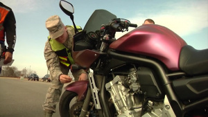 Air Force Report: Motorcycle Safety