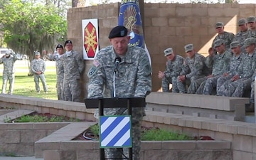 4th IBCT Welcomes New Command Sergeant Major