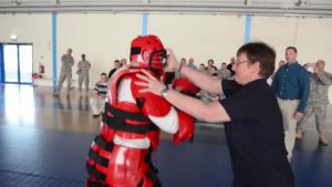 SHARP Stand Down Day - Purple Belt Self Defense