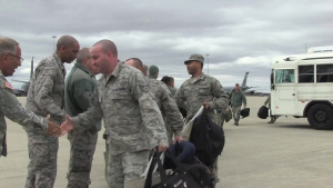 127th Wing Deployment