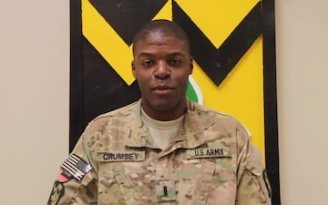 1st Lt Cameron Crumsey