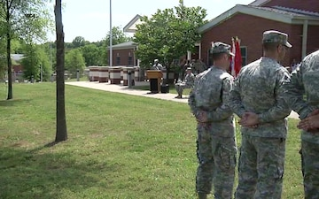 Change of Command Ceremony for the 290th Military Police Brigade