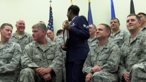 117 Air Refueling Wing Honors Graduates