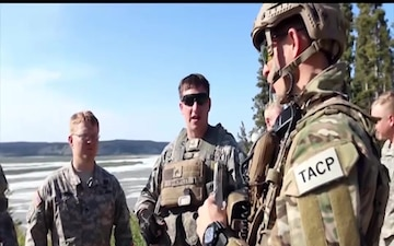 JTAC/FISTRs Train Together in The Last Frontier