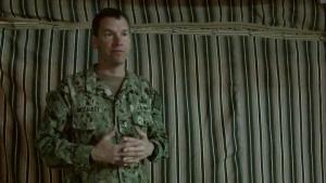 US Marine, Jordanian Generals Meet During Exercise
